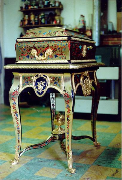 Bijoutier in Napoleon III stijl