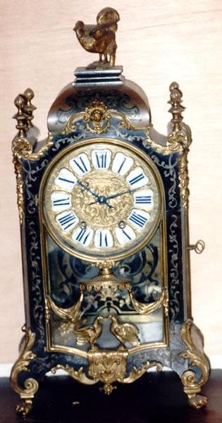 Pendule in Louis XIV-Stijl