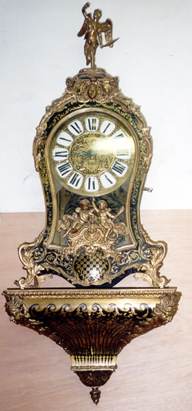 Pendule in Louis XV stijl