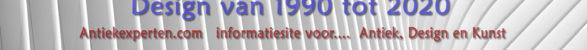 Design tussen 1990 en 2015