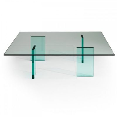 Kuramata Glass Table,, 1976